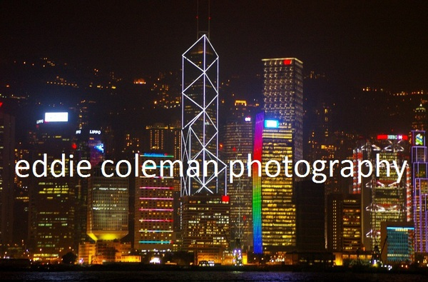 hong kong night view - HK3
