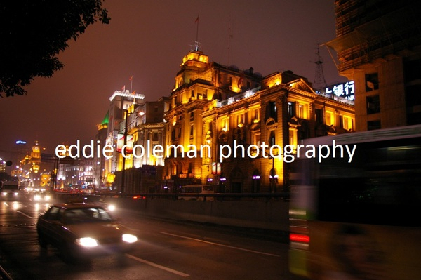 the bund at night - CS9