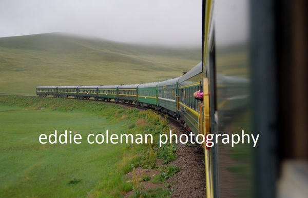 spectacular scenery from the trans-mongolian train - MTMC7