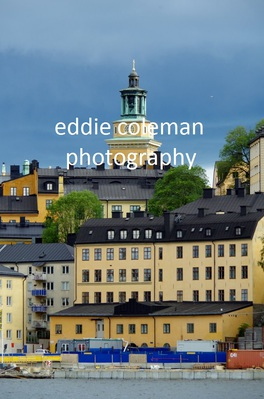 stockholm's old town, gamla-stan - SSW8