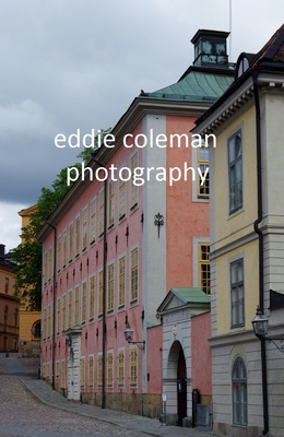 stockholm's old town, gamla-stan - SS5
