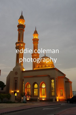 mosque in jumeirah - D15