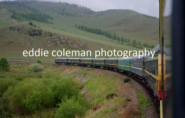 spectacular scenery from the trans-mongolian train - MTMC8