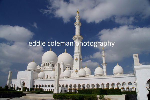 sheik zayed grand mosque  - ADM9
