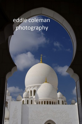 sheik zayed grand mosque - ADM1