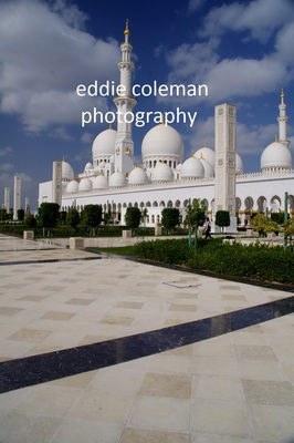 sheik zayed grand mosque - ADM3