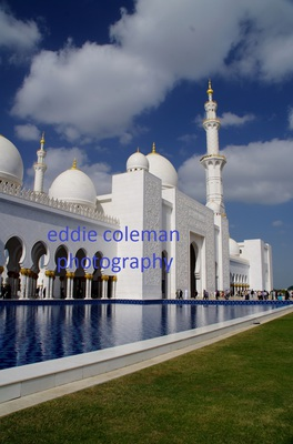 sheik zayed grand mosque - ADM4