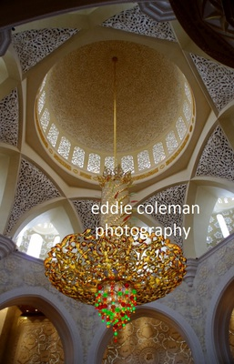 sheik zayed grand mosque interior - ADM5